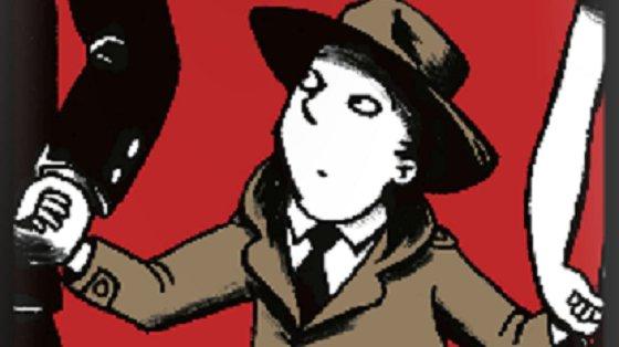 Her ser I den hemmelige detektiv Filip M. Lund.