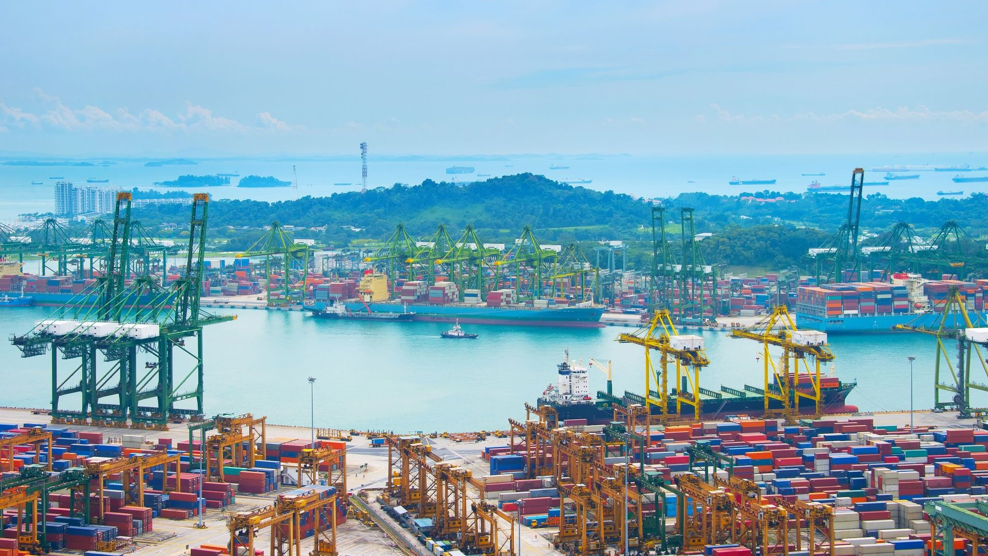 Hvad ved du om den verdensomspændende handel?
